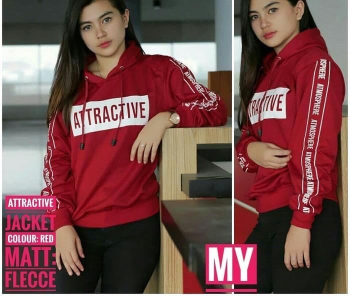 Best Item! sweater jaket baju blouse wanita anak remaja jacket kids jaman now Teatas!