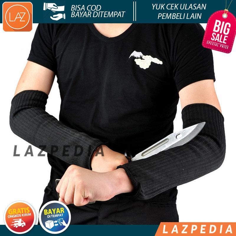 Laz Cod - Sarung Lengan Anti Sobek Begal Maling Cocok Digunakan Oleh Anda Yang Bekerja Menggunakan Benda Tajam / B9 - Lazpedia By Lazpedia.