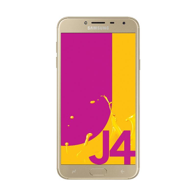 Samsung Galaxy J4 Smartphone - Gold  32GB - 2GB