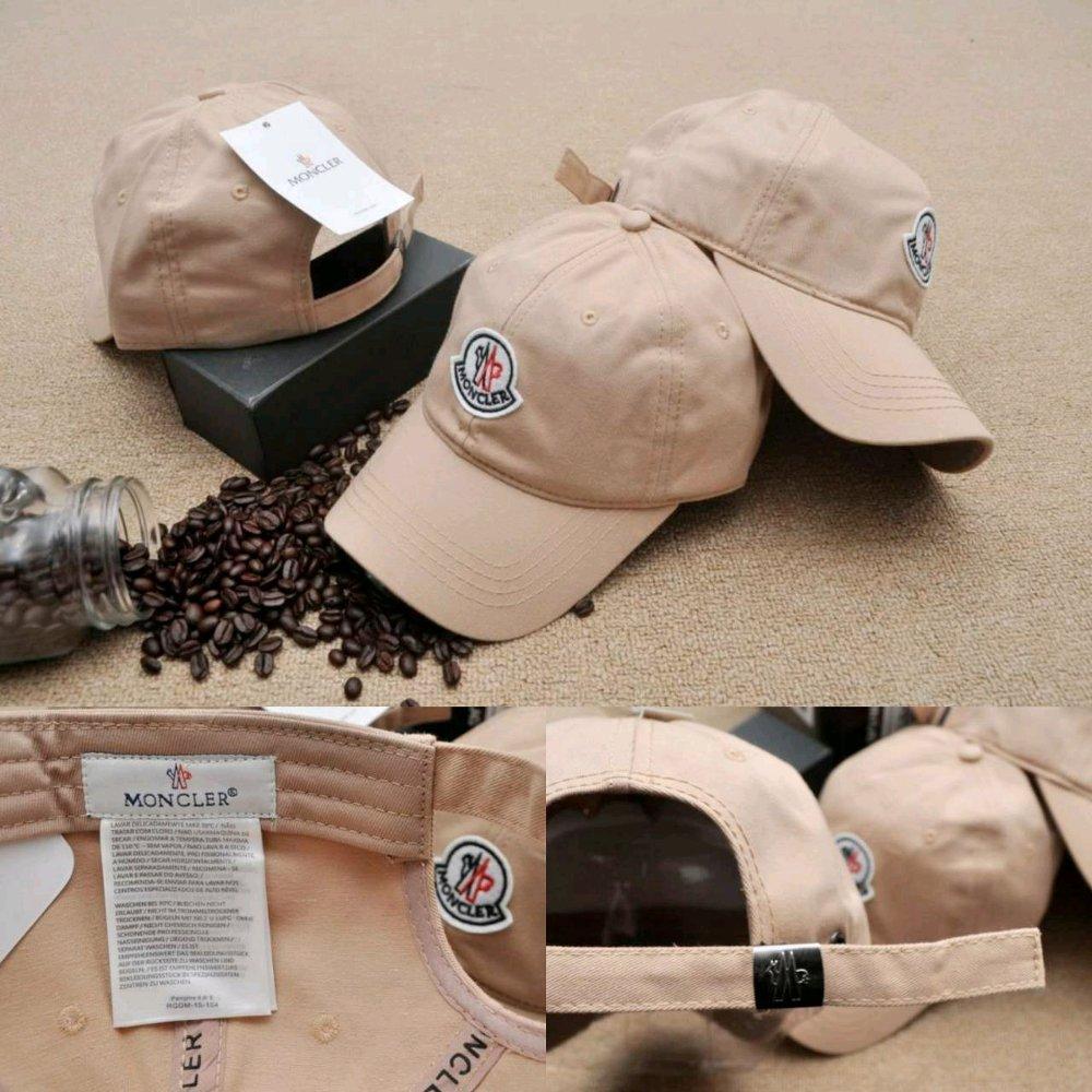 Topi Original Import Moncler - Moncler Cap - Topi Baseball di lapak topi original import dezimeutya