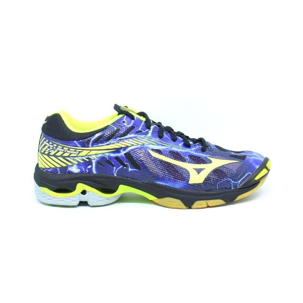 Sepatu Voli Mizuno Wave Lightning Z4 PansySafety V1GA180000 Original 5cd8c76257