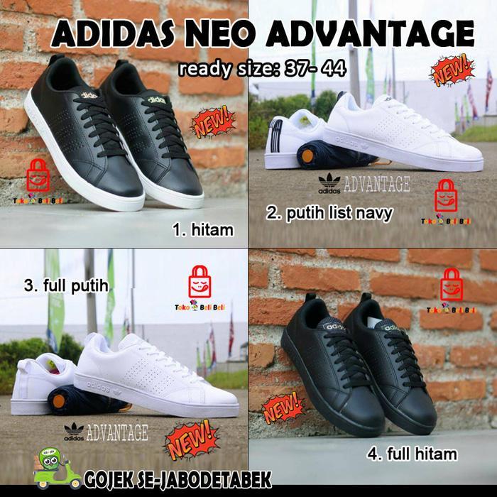 HARGA SPESIAL!!! Sepatu Adidas Neo Advantage Import. Sepatu Pria. Sepatu Sneakers