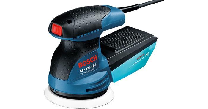 Promo  Bosch GEX 125-1 AE Random Orbit Sander / Mesin Amplas Orbit  Original