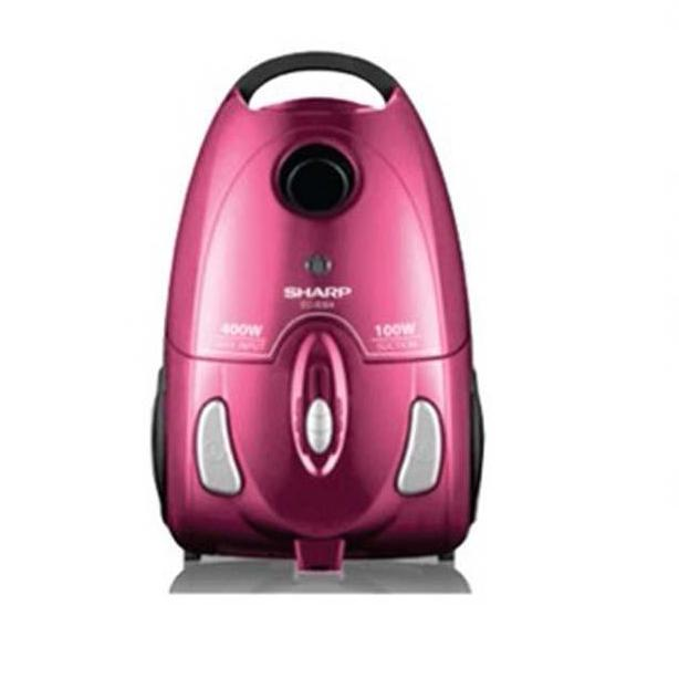 Vacuum Cleaner 400W Pink Sharp EC8305P