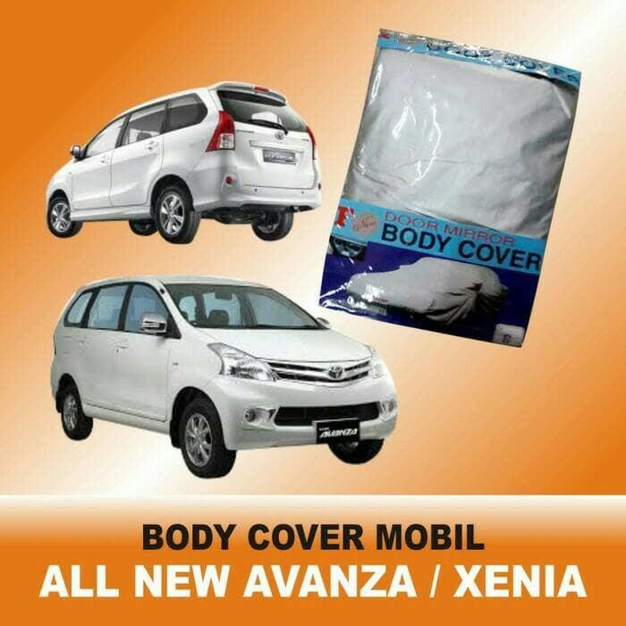 BEST SELLER!!! Body Cover Grand New Avanza Great New Xenia Selimut Mobil Saring Mobil - Kmw0qY