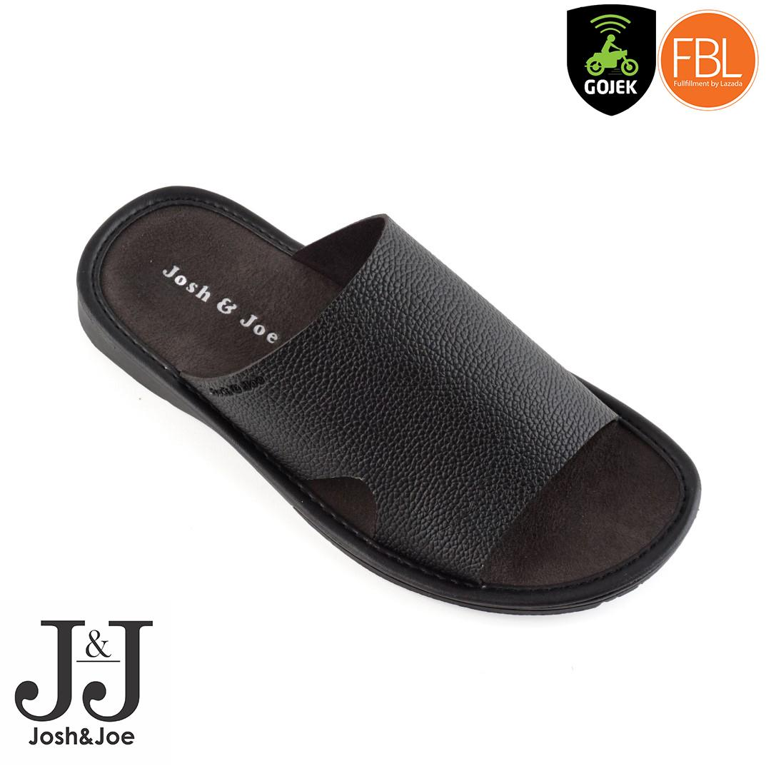Josh&Joe / fashion pria / sandal murah / sandal pria / sandal pria kulit / sandal pria casual / sandal pria dewasa / sandal gunung pria/ sandal jepit pria MXBK
