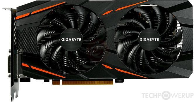 Gigabyte VGA Radeon RX 580 Gaming 8G Mining Edition [GV-RX580GAMING-8GD-MI] - Hitam