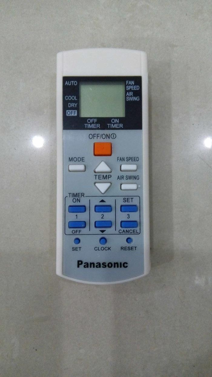 Panasonic Remot/Remote AC