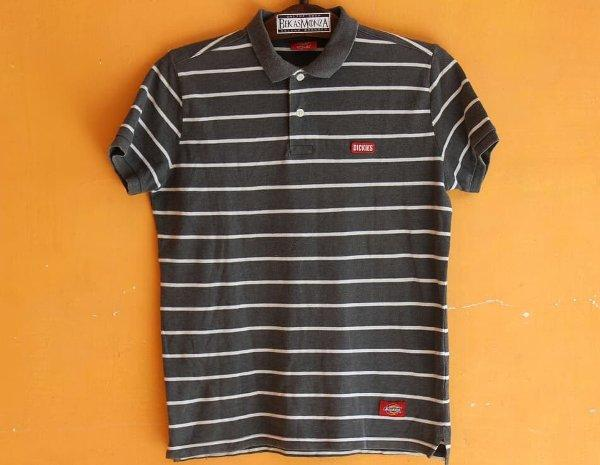 Kaos Polo Shirt Dickies not Sergio Tacchini Lacoste Supreme Stussy Uniqlo Fred Perry