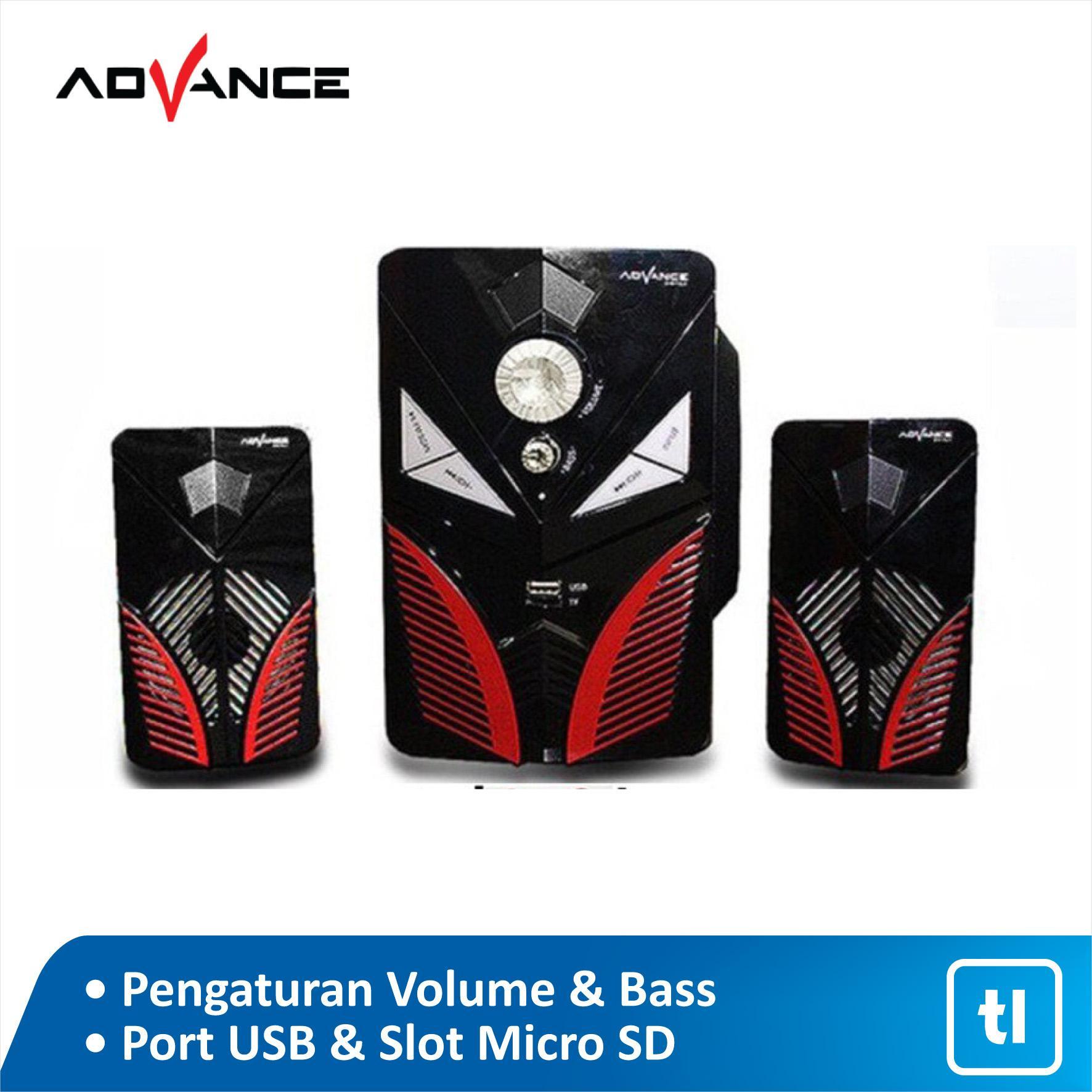 Speaker Aktif Advance M160BT Bluetooth / Speaker Aktif Murah / Speaker Aktif Terbaik