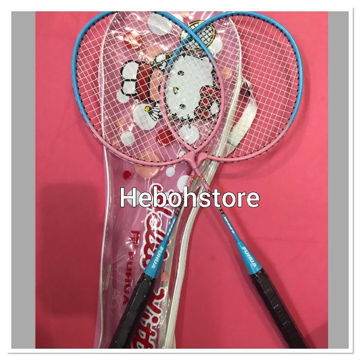 BEST SELLER!!! Raket badminton anak (isi 2 pcs)/raket bulutangkis anak – vyW8n7