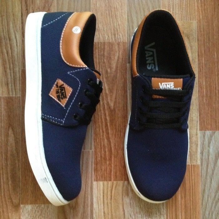 Vans casual blue denim VD2