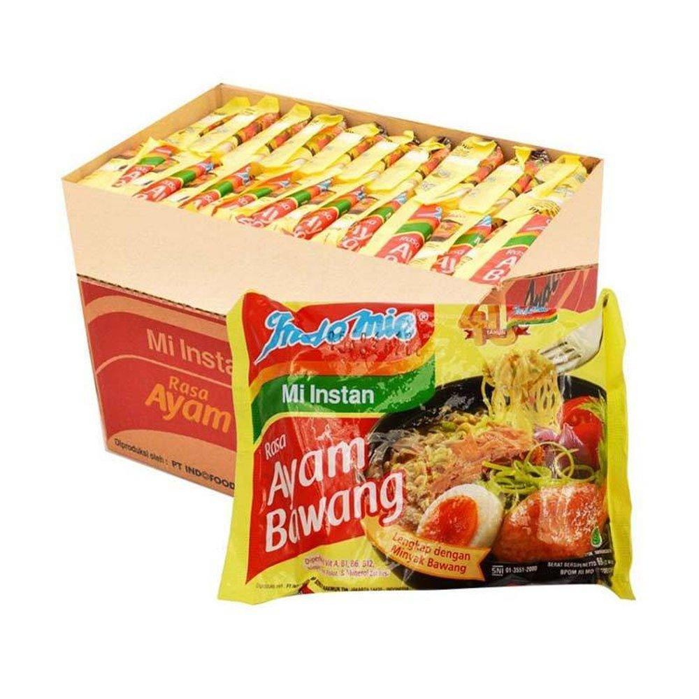 Indomie Ayam bawang / Dus (isi 40 bgks)