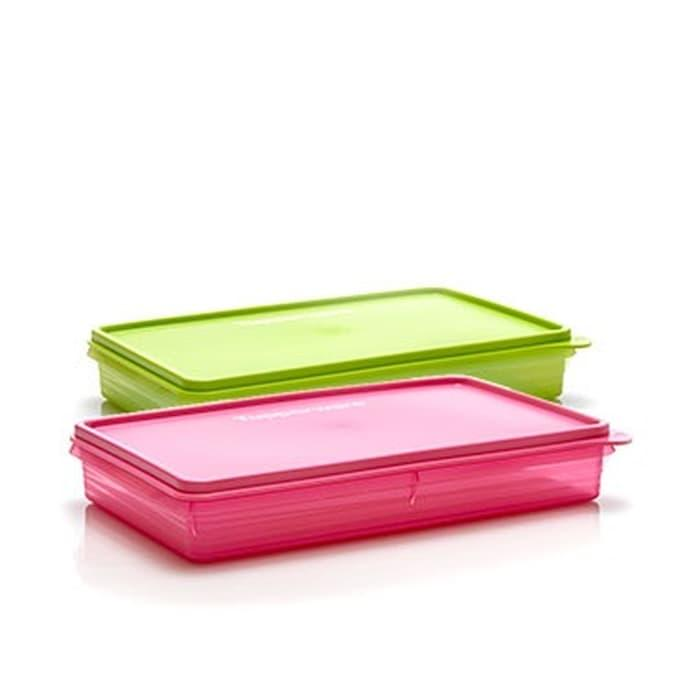 toples tupperware SLICE N STOR 2pcs ukuran 1,9Liter