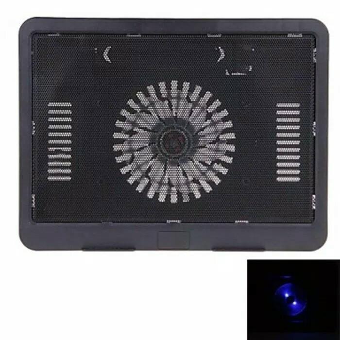 Cooling Pad Cooling Fan X-850 Kipas Pendingin Laptop Up to 15