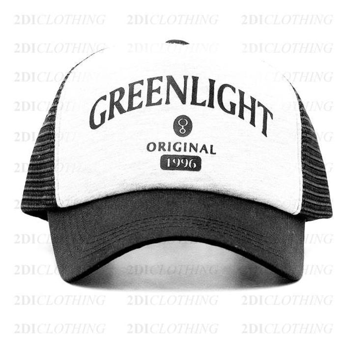 Best Quality Topi Trucker greenlight Topi Distro greenlight - K3szAd