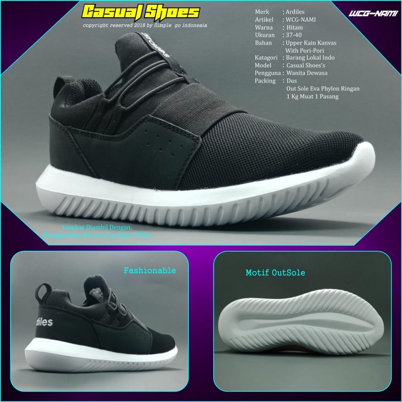 Jual Sepatu Sandal Ardiles Terbaik Men Articuno Running Shoes Grey Black Wanita Sport Nami 37 40