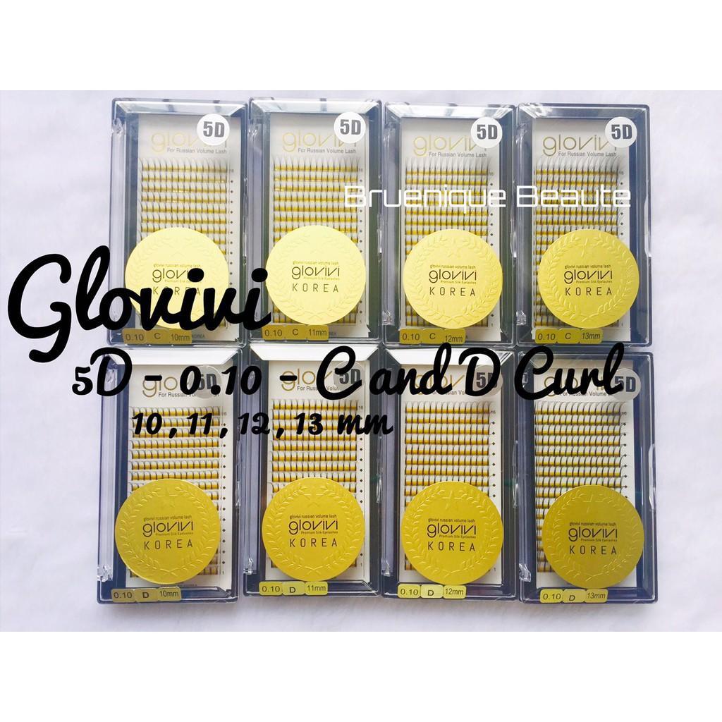 Buy Sell Cheapest Super Promo Eyelash Best Quality Product Deals Ertos Serum Pelentik Bulu Mata Km 110 Glovivi 5d C D Curl Extension Sambung