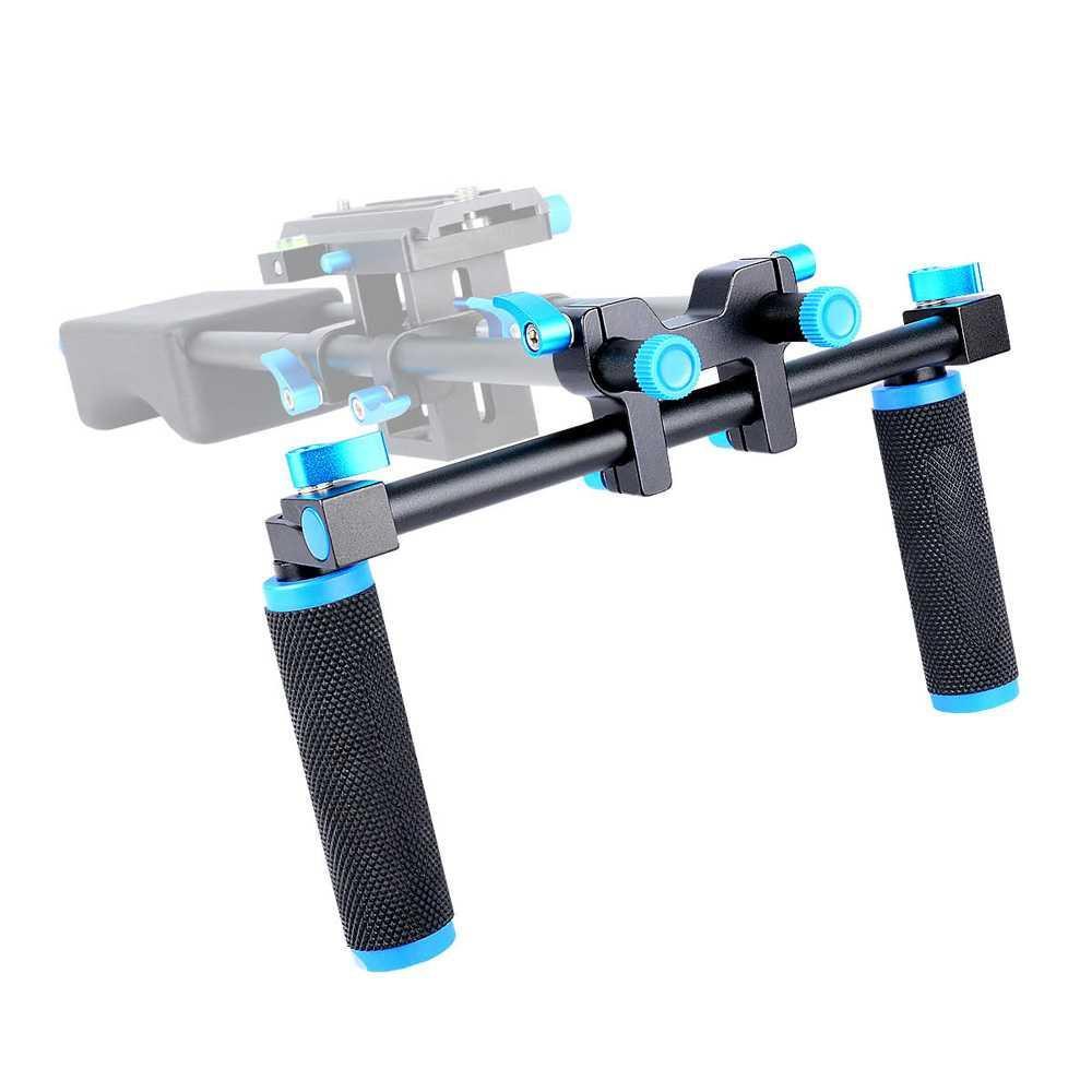 Tripod hp/Tripod kamera/Tripod handphone/Tripod velbon/Tripod kamera dslr/Tripod dslr/Tripod mini/Tripod gorilla/Tripod takara Hand Grip untuk Rig Stabilizer Kamera