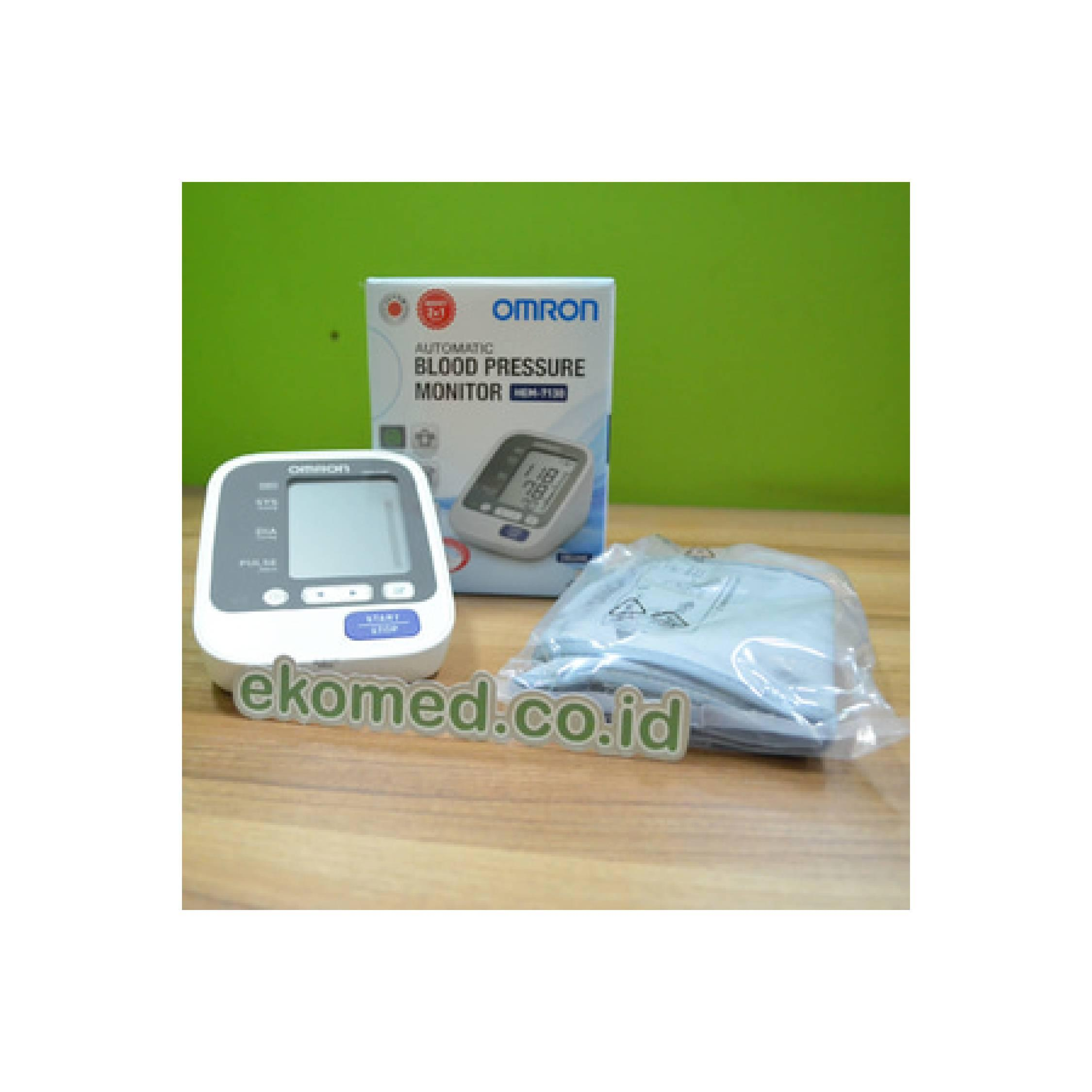 Tensimeter Digital HEM 7130 (Blood Pressure Monitor) Merk OMRON