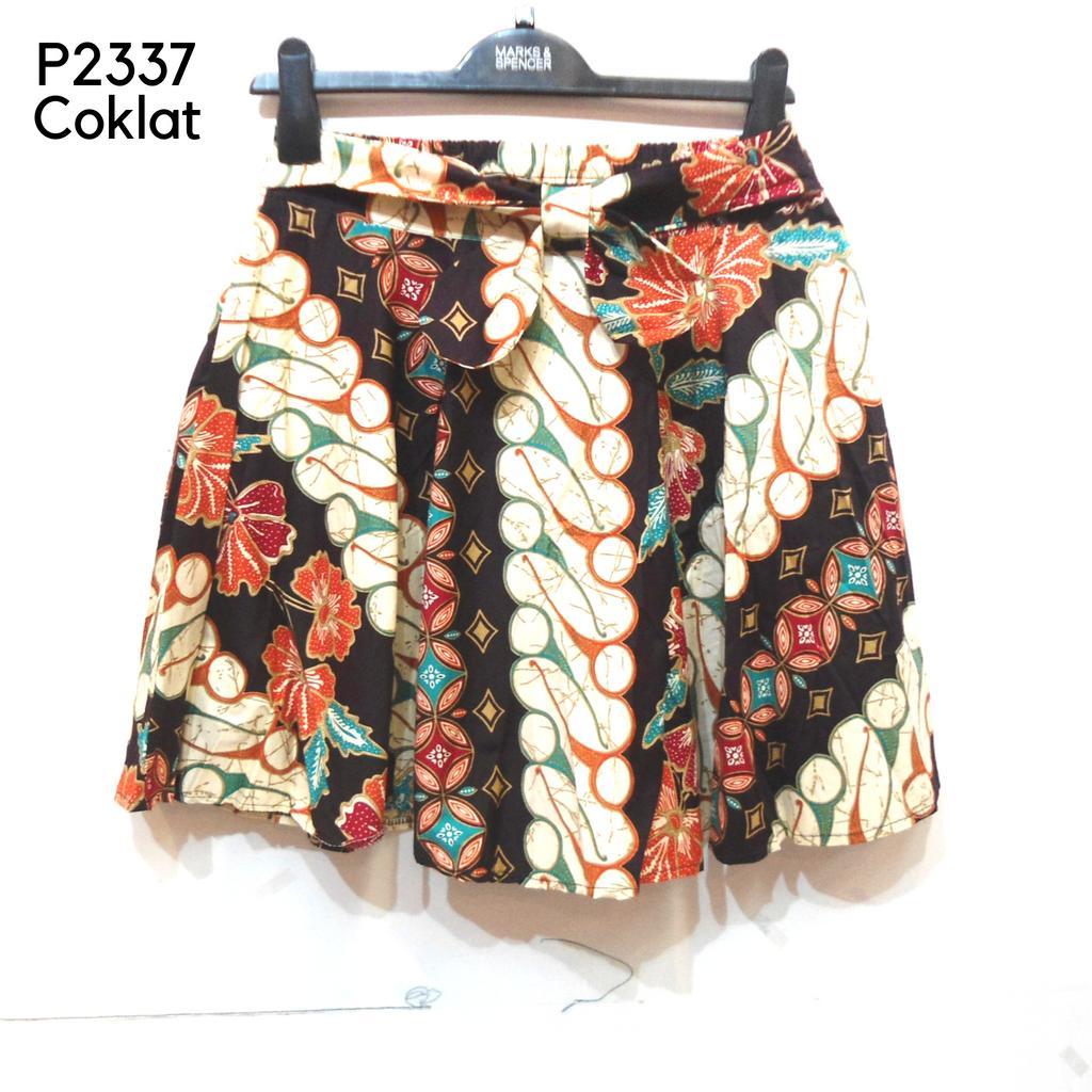 Batik Flaire Skirt P2337