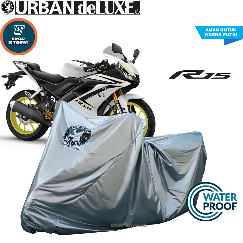 Buy Sell Cheapest Sarung Yamaha Lexi Best Quality Product Deals Ferrox Filter Udara R15 Urban Deluxe Cover Motor Super Body Premium Tutup Selimut