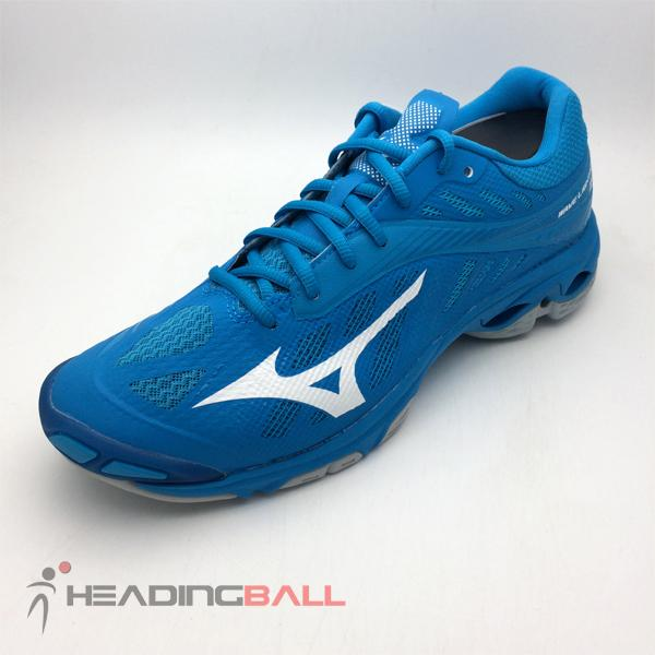 Sepatu Volley Mizuno Original Wave Lightining Z4 V1GA180098 BNIB 61647b079f