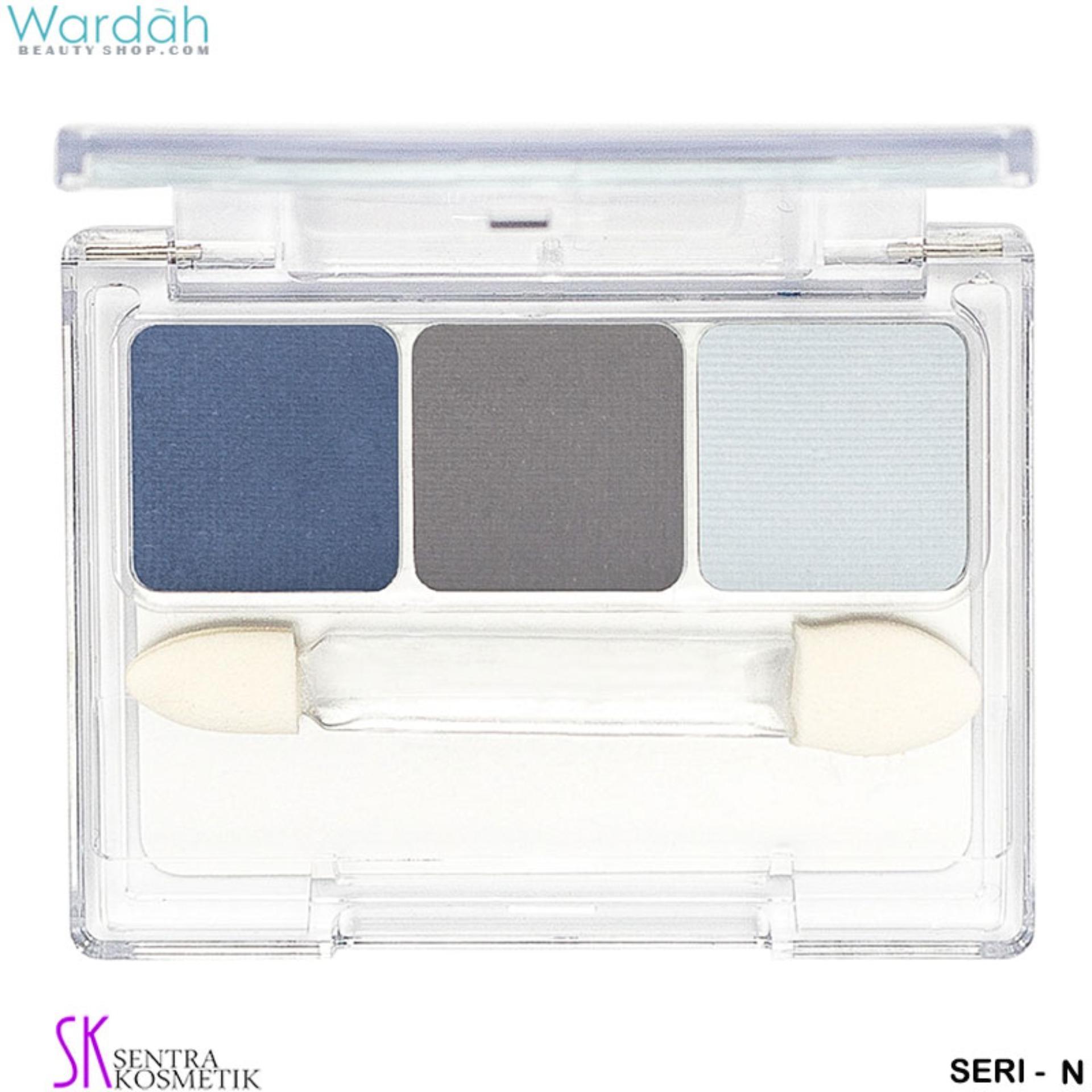 Wardah EyeShadow - N