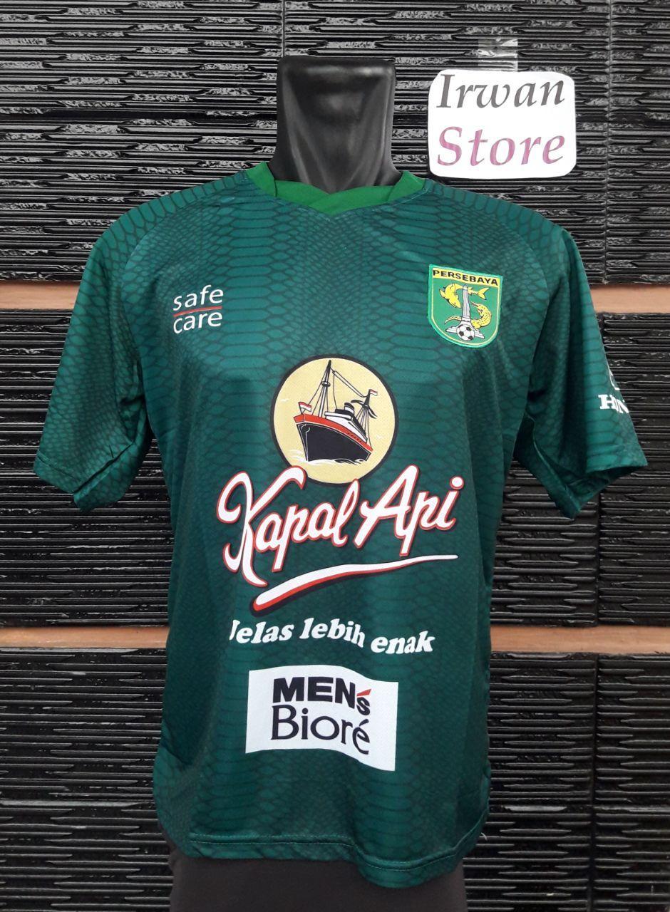 Baju Jersey Bola PERSEBAYA Surabaya. Baju Jersey PERSEBAYA Liga Indonesia