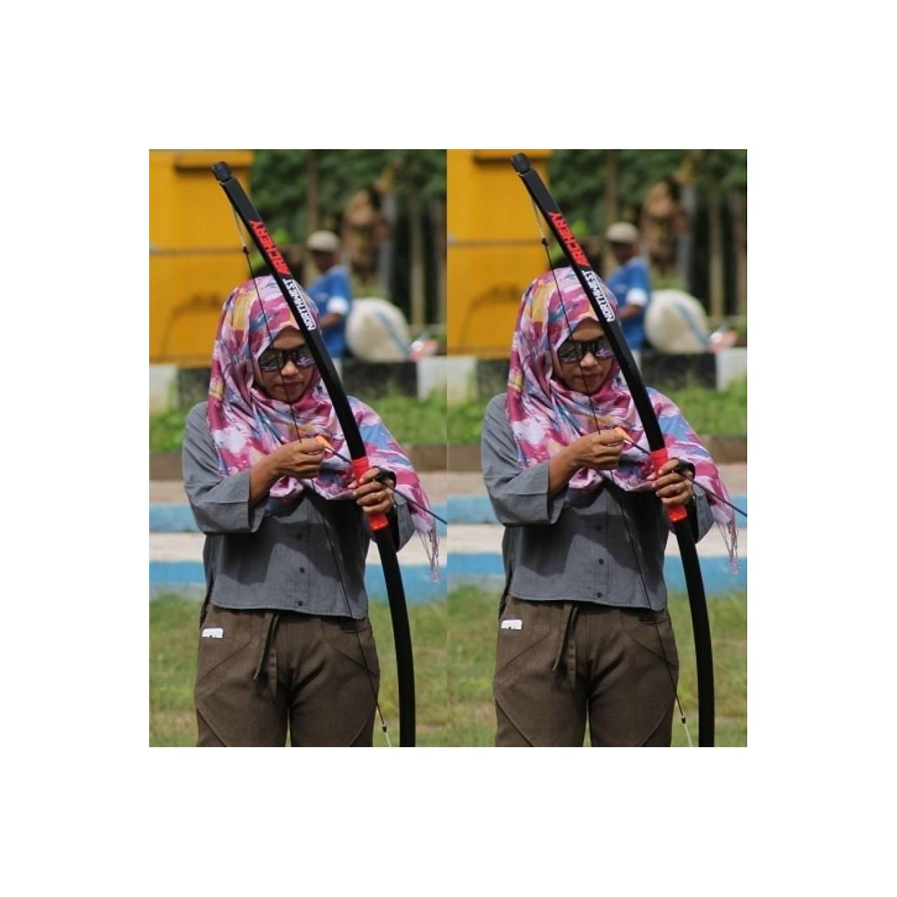 Longbow For Hunting 40 Lbs Archery /Panahan/Busur