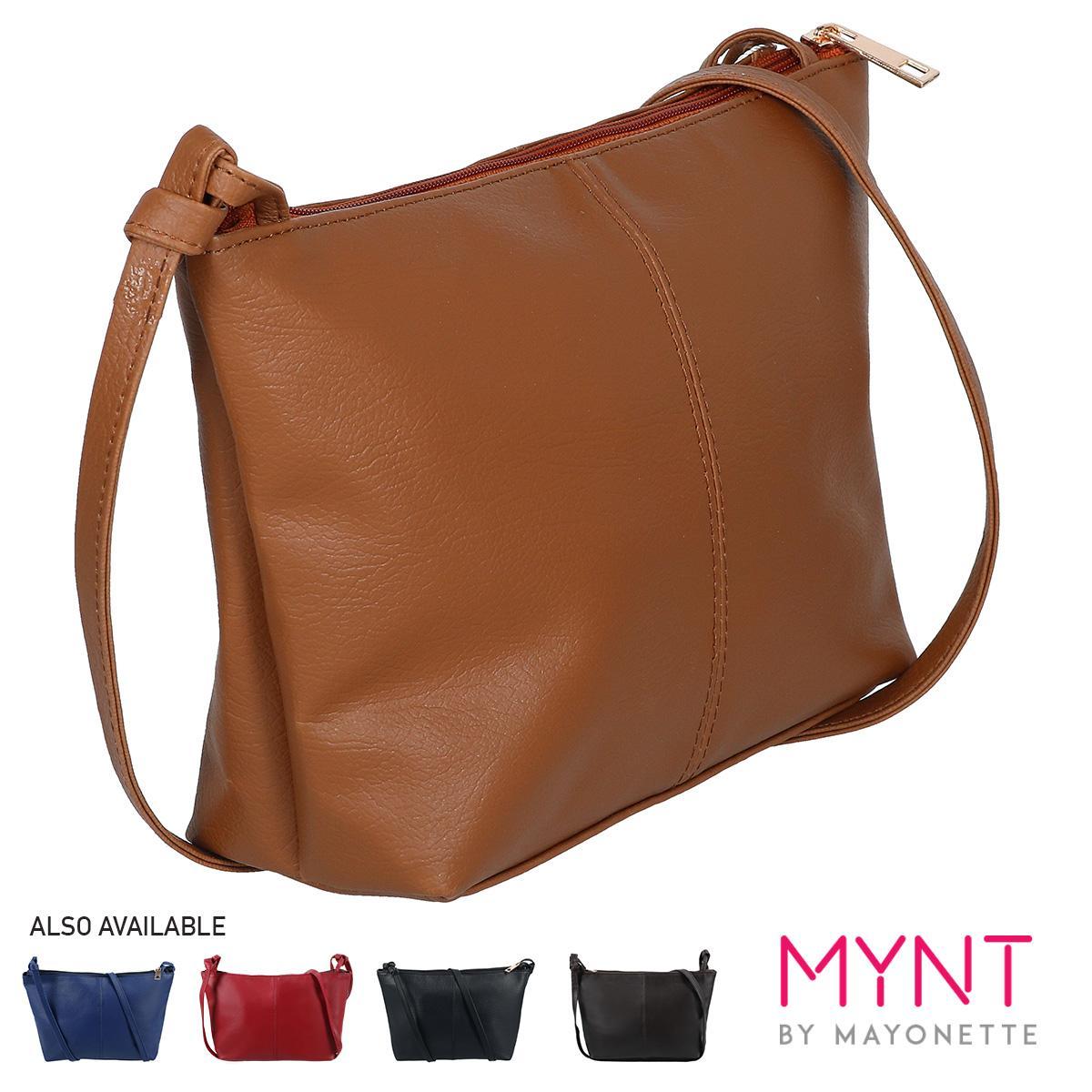 MYNT by Mayonette Tas Wanita Selempang Bahu Korean Style Sling Bag Trendy Casual Sarah Shoulder (