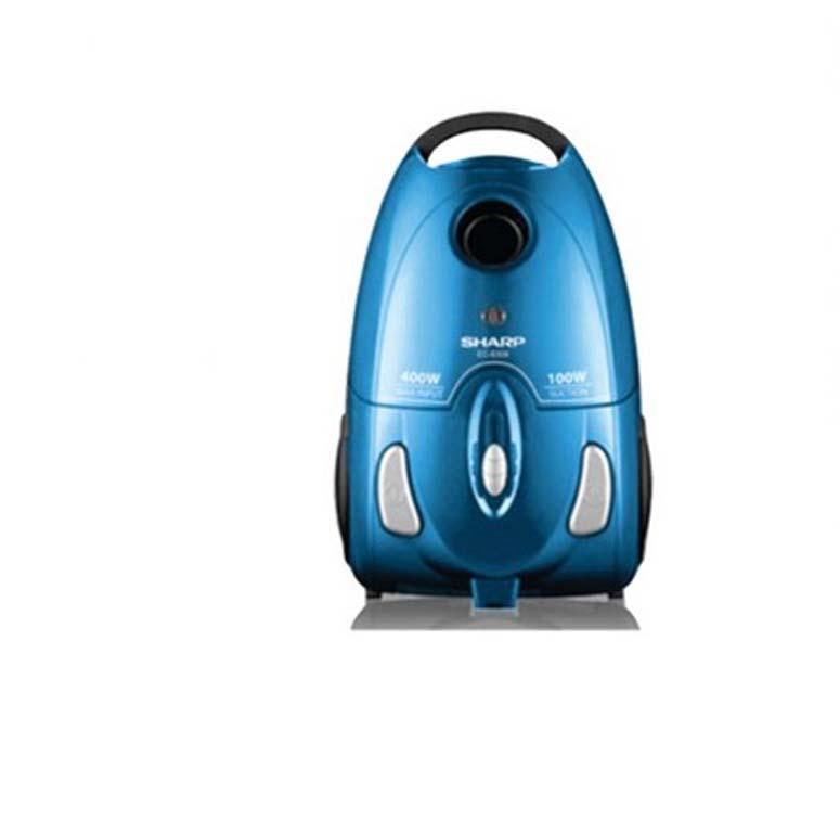 Vacuum Cleaner 400W Blue Sharp EC8305B