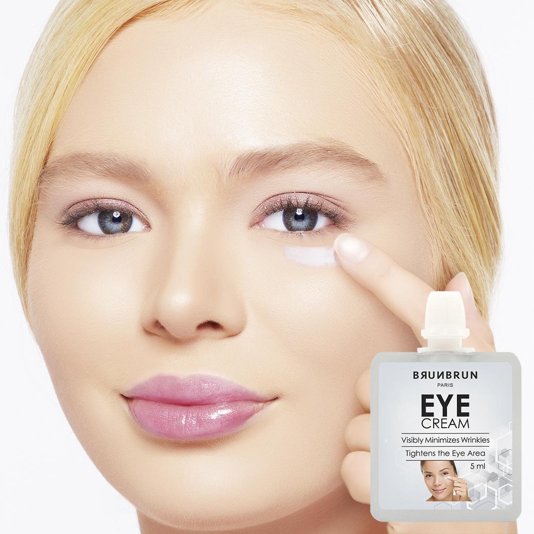 Krim Mata Masker Terbaik Alat Terapy I Care Brunbrun Paris Eye Cream
