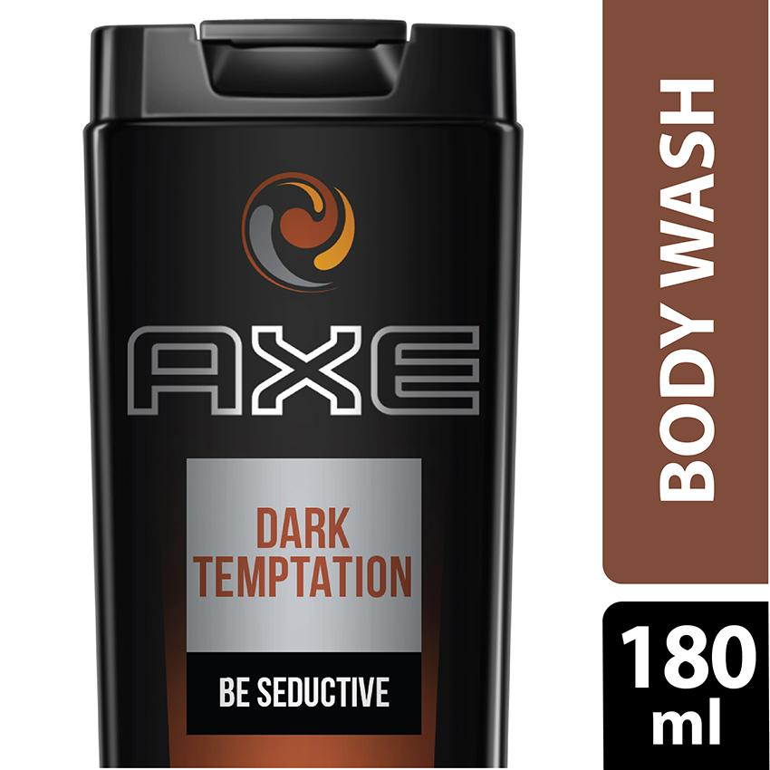 Axe Bodywash Dark Temptation Bottle 180ml By Lazada Retail Axe