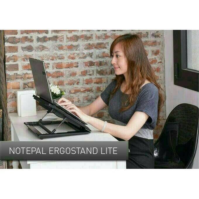Meja Laptop Portable Cooler Master NotePal ErgoStand Notebook Stand