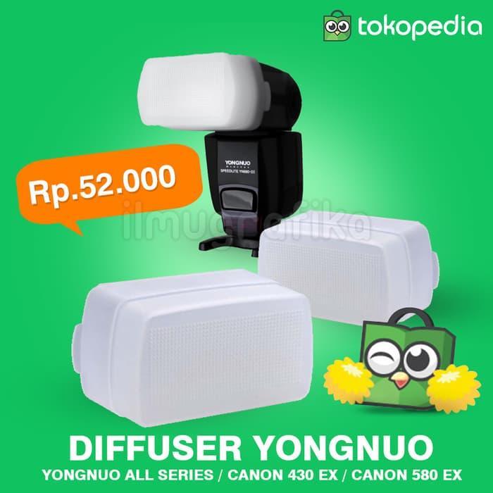 Promo diffuser / difuser flash speedlite Yongnuo 460, 560 560II 560III 560IV original