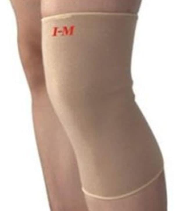 Dr. Ortho Elastic Knee Support with Ailicon Anti Slip ES-759
