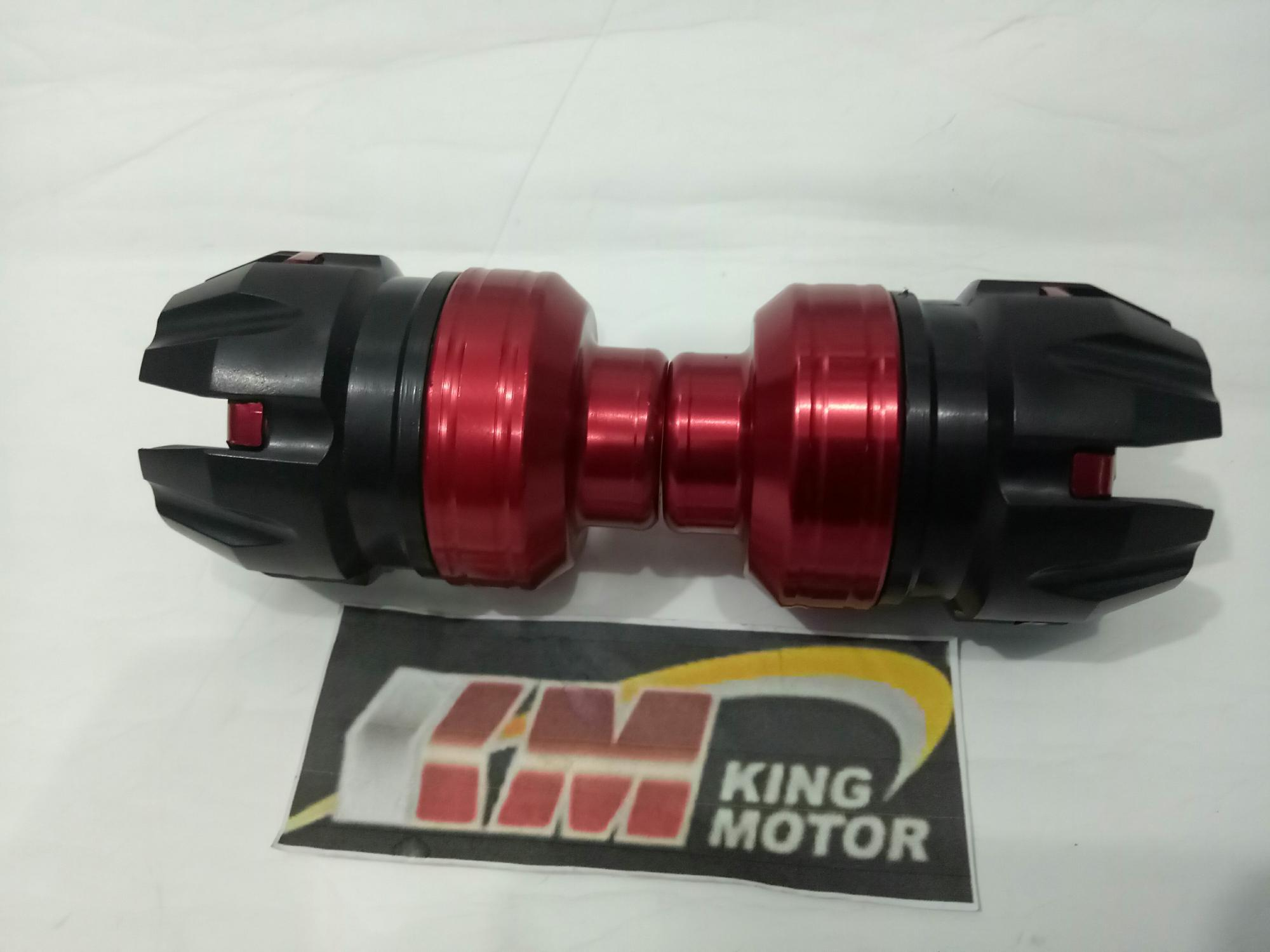 Jalu As Roda Size L Merah By King Motor Kresek.