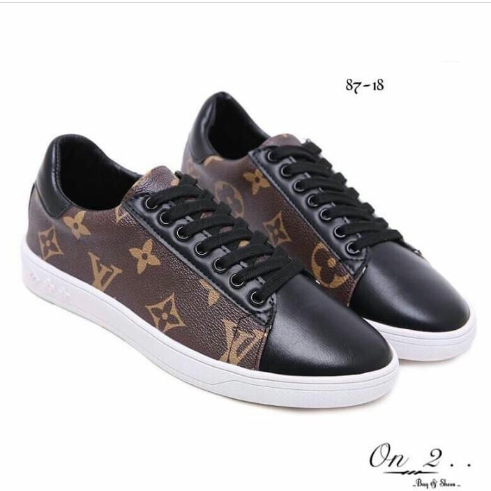Sepatu Sneaker Pria-Wanita TD30 MOCCA   Sepatu Gaul Terlaris TD30 MOCCA 9a4014ec31