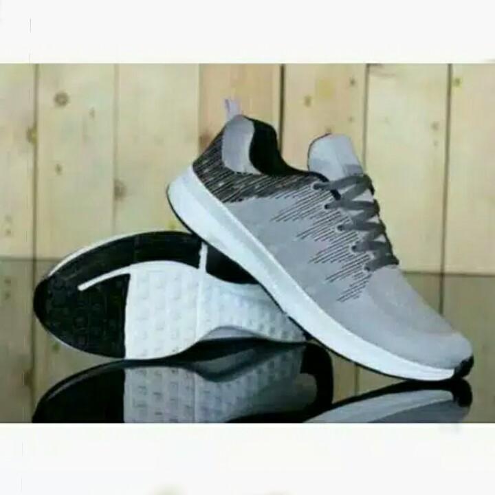BG - sepatu sneaker pria / wanita uk 39-43 keren murah KODE 03