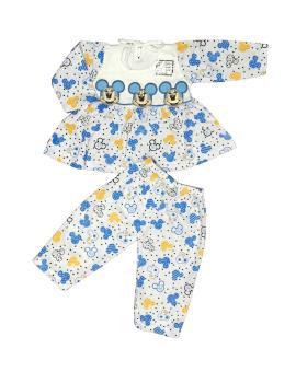 ... 12 bulan / Pakaian anak Cewek dan Info Lengkap. Source · Pencarian Termurah BAYIe - Setelan Baju bayi Panjang Perempuan motif MICKEY MOM'S GIFT usia 0 -