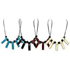 OFASHION Colorful Accessories Kalung Wanita Panjang 53CM Necklace CA -180802-K004
