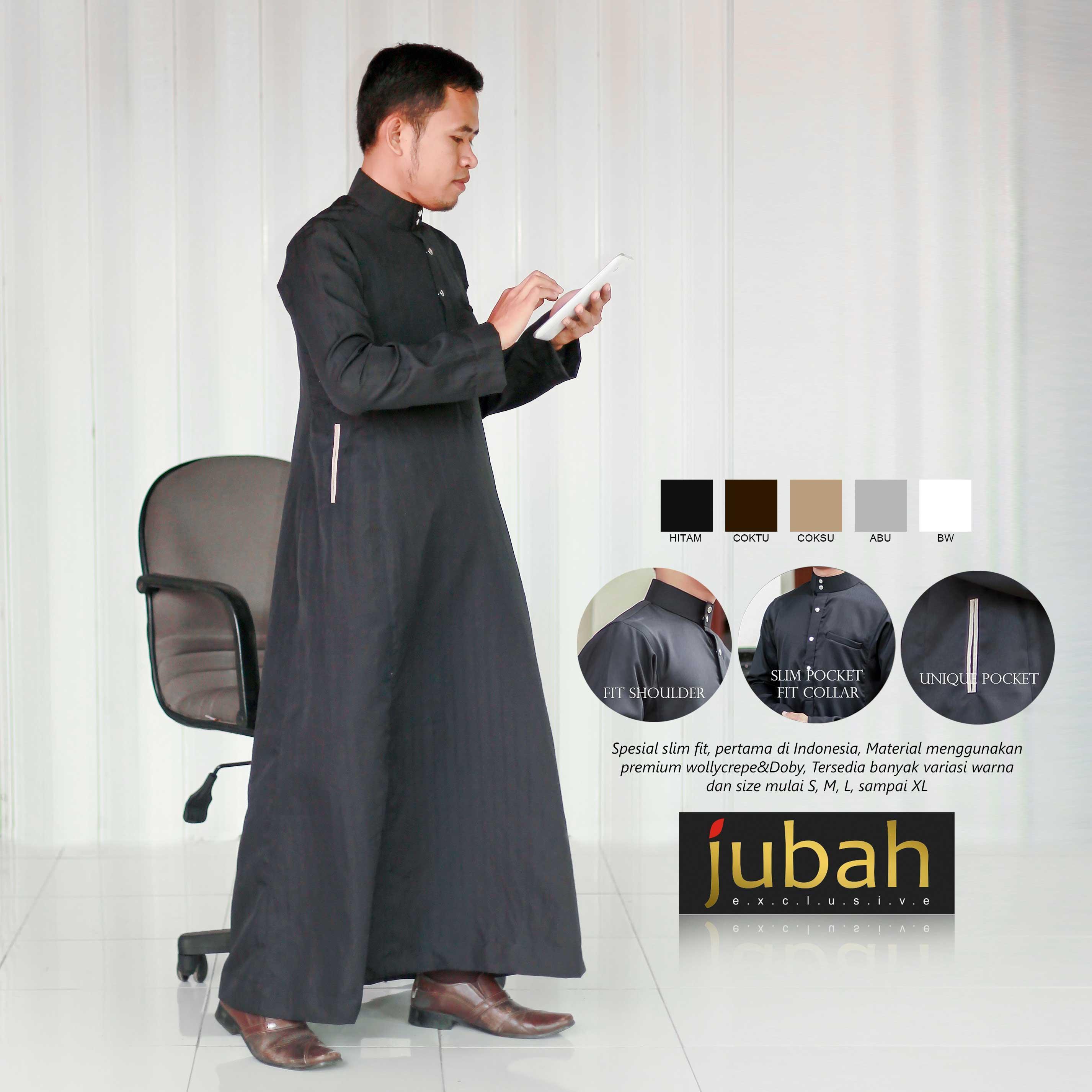 Jual Jubah Muslim Pria Lazada Co Id