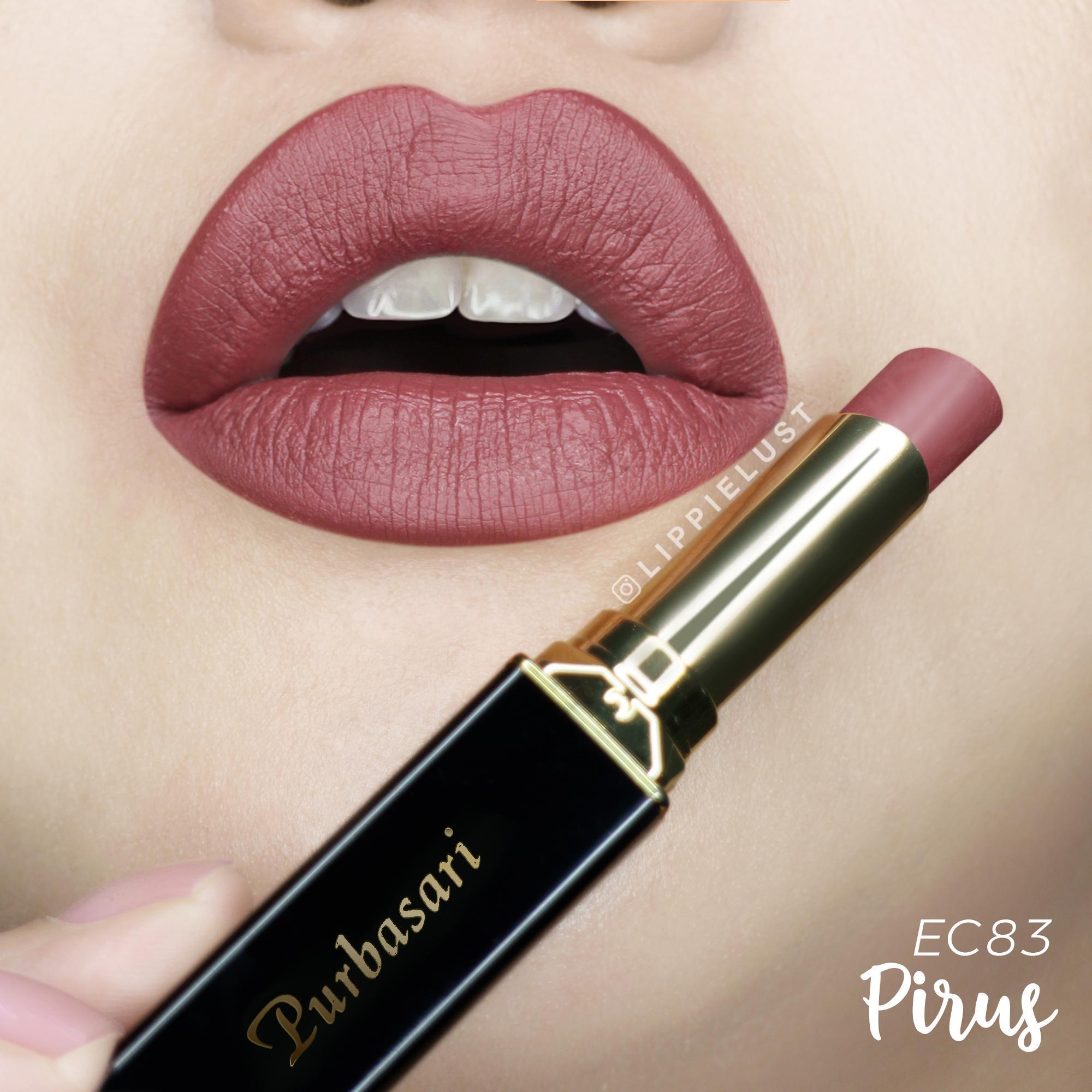 Purbasari Lipstick Matte - 83 PIRUS