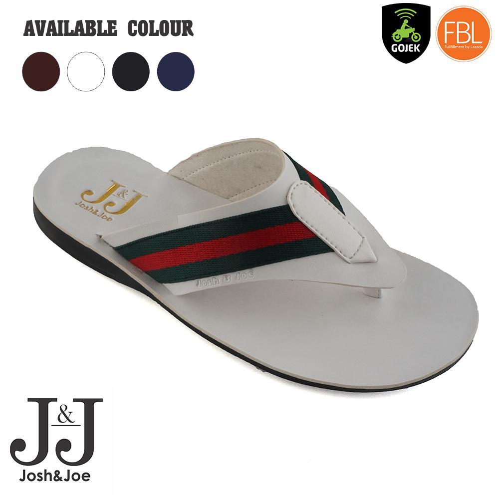 Josh&Joe / fashion pria / sandal murah / sandal pria / sandal pria kulit / sandal santai / sandal pria casual / sandal pria dewasa / sandal gunung pria/ sandal jepit pria NJPT