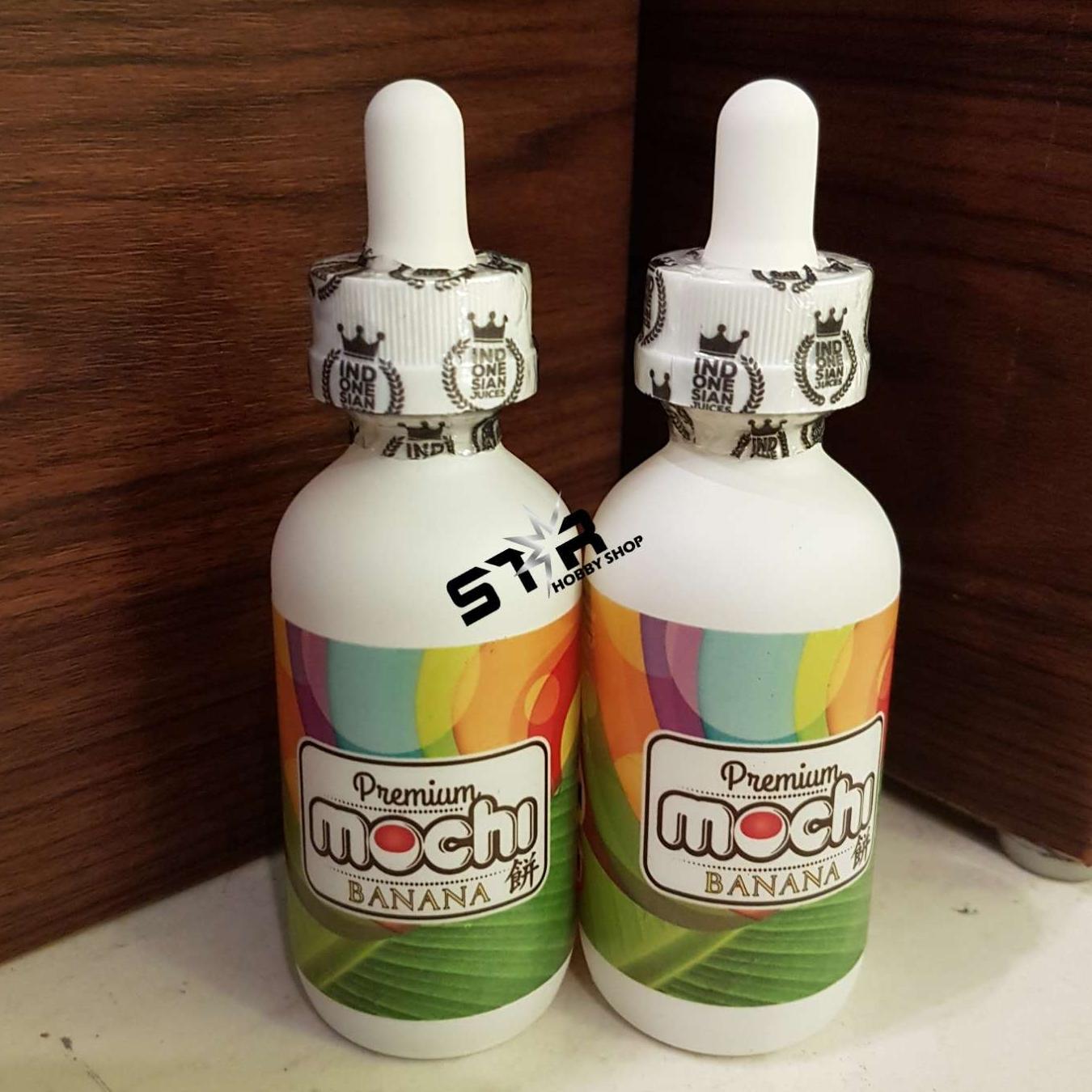 Buy Sell Cheapest Local Liquid Best Quality Product Deals Ala Carte Cream Banana 100ml I Premium Vape Lokal Jvs Mochi E Ejuice Vapor Eliquid