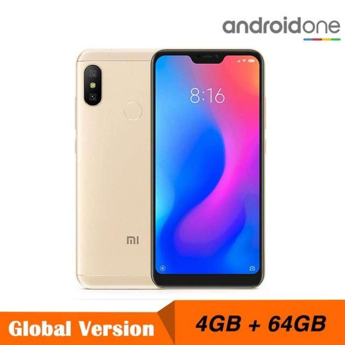 Jual Handphone Xiaomi Terbaru Redmi 5 Plus Ram 3gb Internal 32gb Blue Garansi Distributor