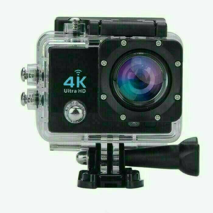 KAMERA SPORT ACTION WIFI FULL HD 1080p Kamera Anti Air || SMARTWATCH Terlaris di Lazada