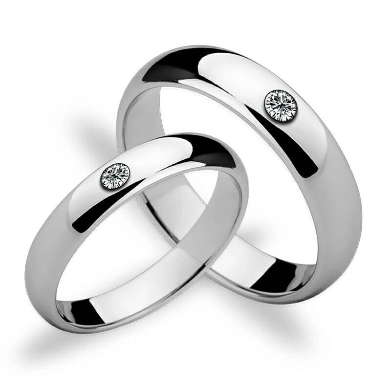 cincin couple titanium / cincin couple tunangan 080 (4)