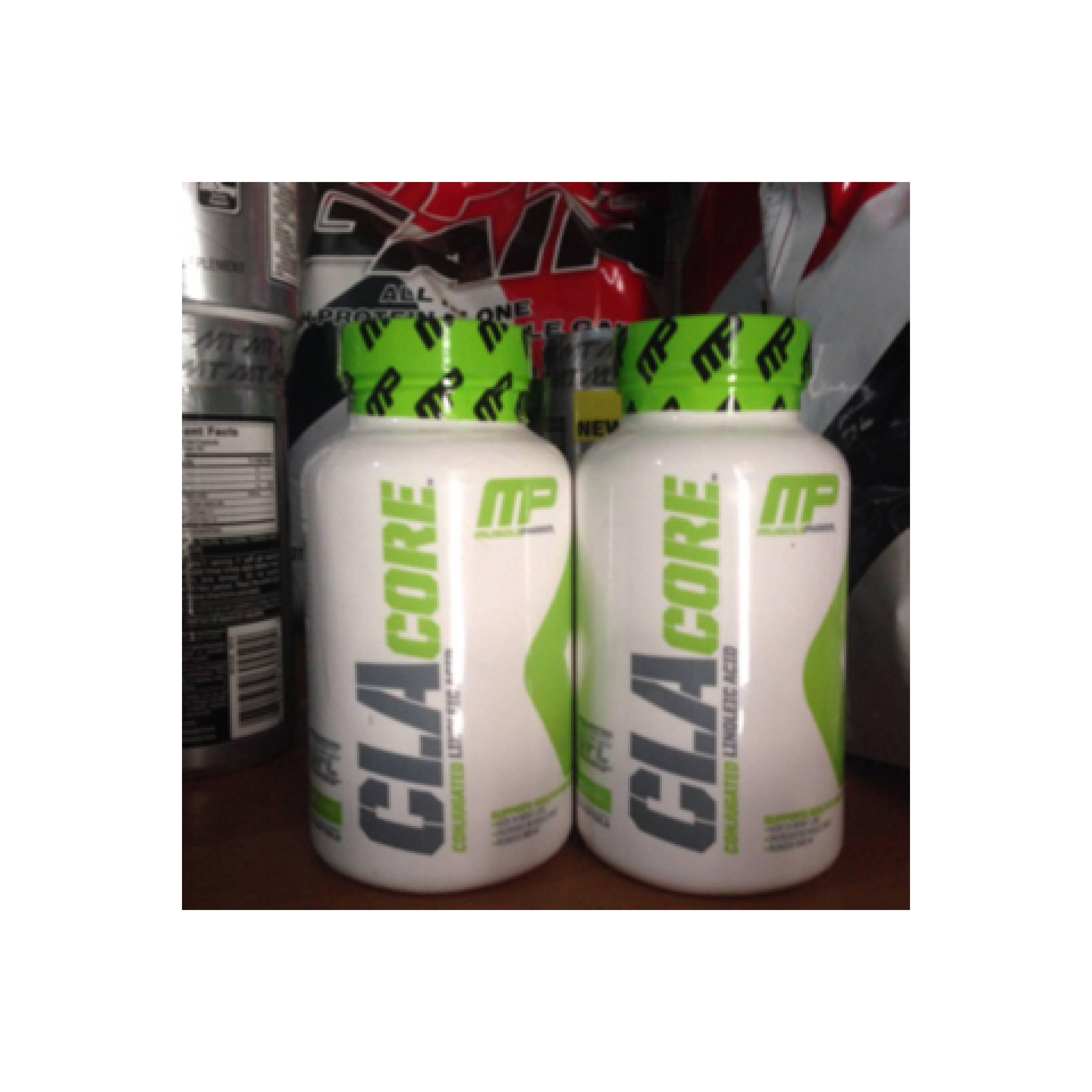 mp musclepharm cla core